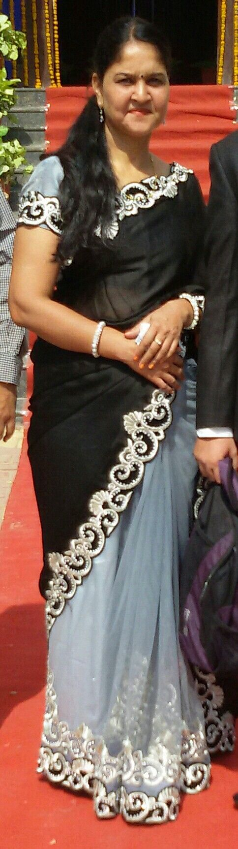 My saree
