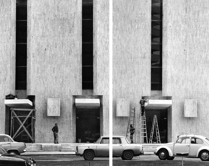 Arne Lind's day in Bucharest – 1974: Ladders