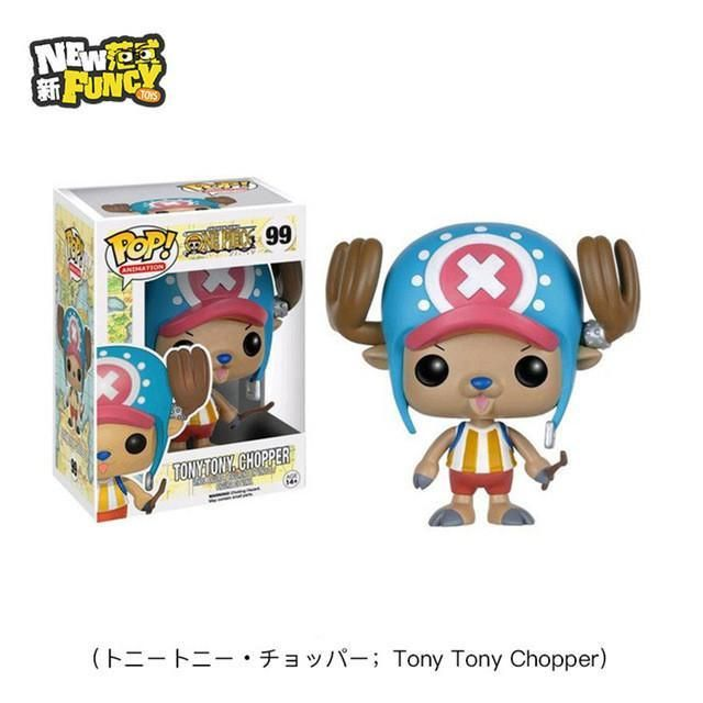One Piece Ace PVC Action Figure Toy 10cm