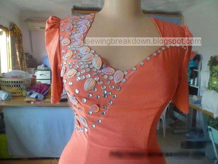 موديلات قنادر اعراس جزائرية 2015 - خياطة و تفصيل
