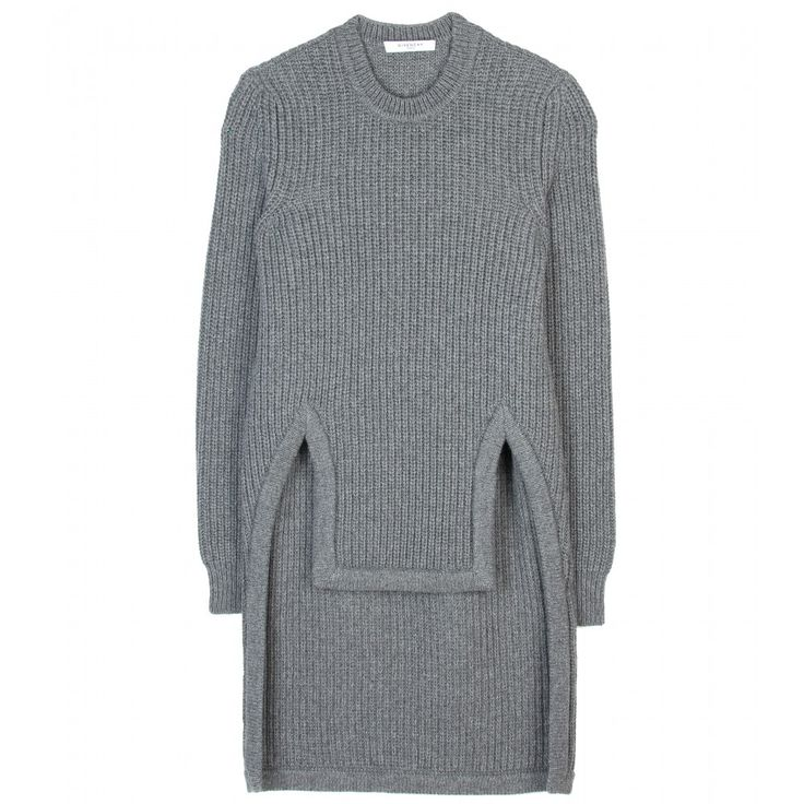 Wool And Cashmere-Blend Sweater » Givenchy
