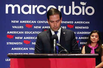 Marco Rubio Drops Out Of Presidential Race