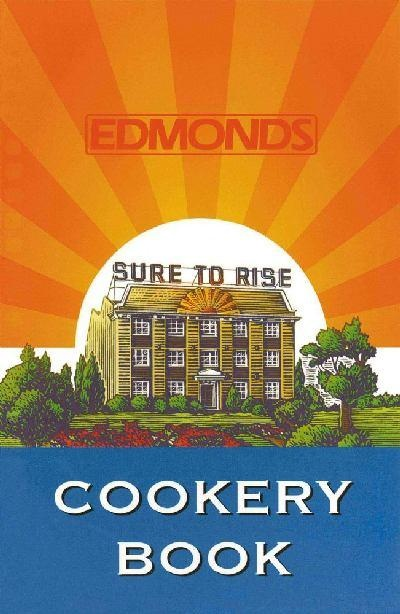 Edmonds Cookery Book - a New Zealand classic. I really need a new copy, mine is falling to pieces.