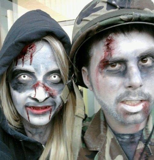 51 best Stage makeup images on Pinterest   Halloween makeup ...