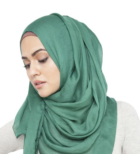 Semi Instant Hijab Styles For School