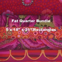 RED #1 - FQ Bundle of 5 – TUPPY'S AUSSIE FABRICS