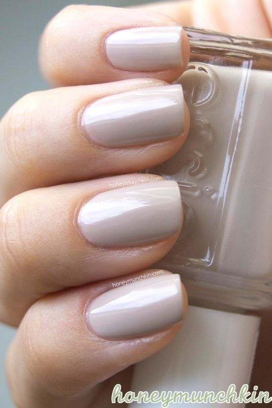 Essie – Sand Tropez #nailpolish – nails