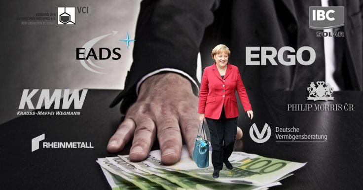 Korruption: Wie Unternehmen Millionenspenden an Merkels CDU verschleiern | anonymousnews.ru http://www.anonymousnews.ru/2016/11/13/korruption-wie-unternehmen-millionenspenden-an-merkels-cdu-verschleiern/ …