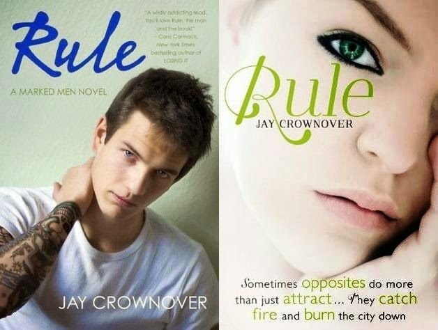 FEDDY CAKE: RULE (MARKED MEN #1) / Oltre Le Regole - book review