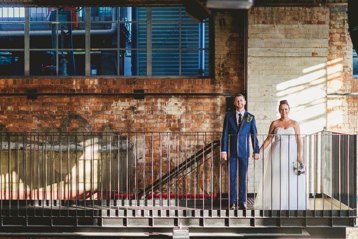 Powerhouse Wedding Brisbane