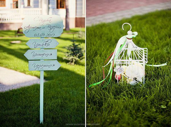свадьба в мятном цвете #wedding #mint #decor