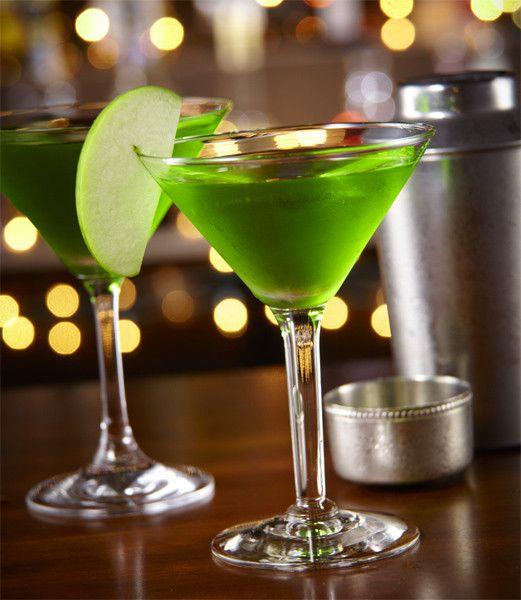 Яблочный мартини - Getty Images
