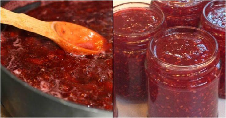 Варенье-пятиминутка в 1 прием из любого вида ягод