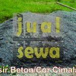 #Jual PASIR BETON / COR CIMALAKA di Bandung Info: Sumber Alam Raharja ✆/WA: 0889 101 2858 | BBM: 5E789D9A