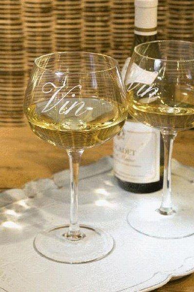 Kieliszek do wina Vin śr. 10x22 cm