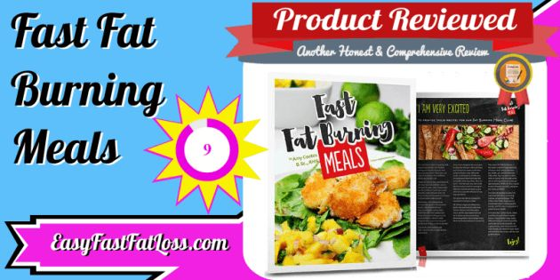 Fast Fat Burning Meals Reviewed!