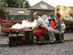 Model Railway Show North Snowdonia | Things to do Wales half term activities museum | Quality Cottages