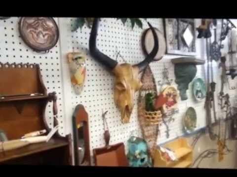 106. Антикварные магазины в Америке - это как поле чудес!