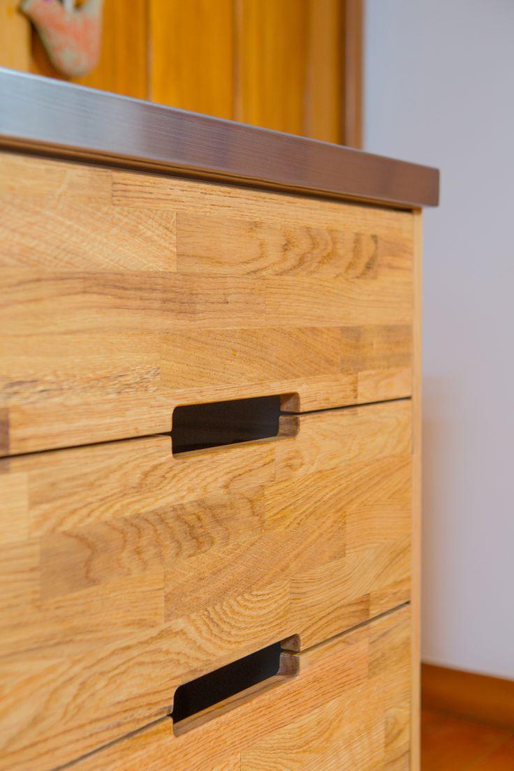 Kitchen Drawer Fronts Kitchen 642Sally Steer Design Ltdwellington New Zealand