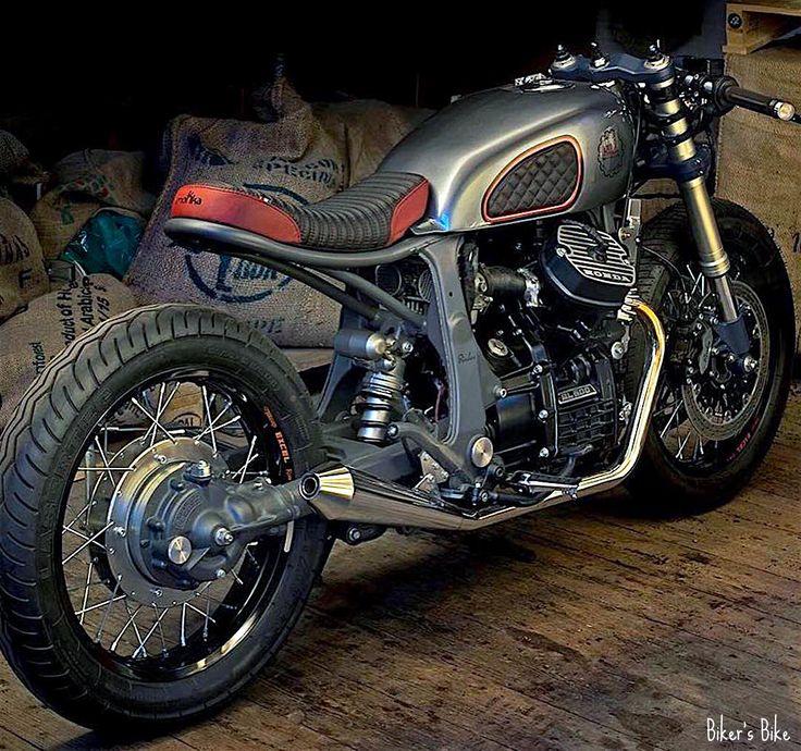 Honda Cx500 Cafe Racer By Kingston Custom: 25+ Best Ideas About Cx500 Cafe Racer On Pinterest