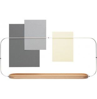 JR01/L - Fierzo, desk organizer/screen - Alessi desk organizer - love its simplicity