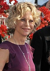 Meg Ryan-- (born Margaret Mary Emily Anne Hyra; November 19, 1961), is an American Actress, Director, and Producer. After early roles in films such as Top Gun (1986), Innerspace (1987), and Promised Land (1987), she achieved international recognition for her lead performance in When Harry Met Sally... (1989), which earned her her first Golden Globe nomination.
