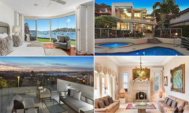 Australia's most expensive suburbs of 2015 unveiled