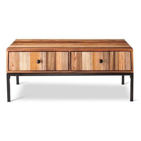 mudhut asmara coffee table brown - Coffee Tables Target