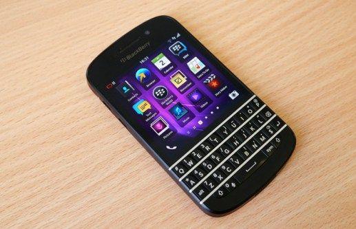 Dâu Đen  BlackBerry Q10 Likenew  Yên tâm chất lượng  BH 6 tháng 1 đ