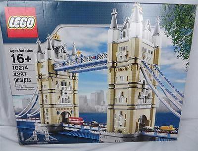 Lego 10214 Tower Bridge Set Box Instructions Manuals Pieces Complete | eBay