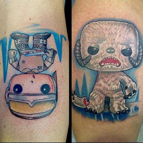 17 best ideas about lightsaber tattoo on pinterest star for Luke skywalker tattoo