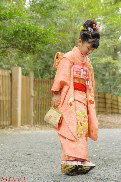 七五三の写真撮影 @渋谷区・明治神宮 : 「かぼふぉと」撮影ブログ