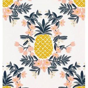 Papier peints ananas