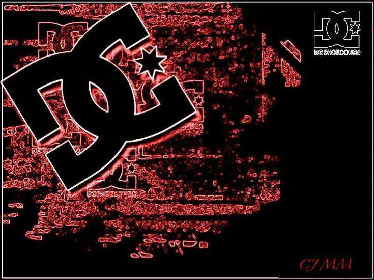 DC Shoes White Logo Black Wallpaper HD High Resolution Desktop ...