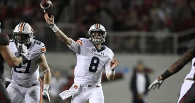 College Football Playoff rankings: Auburn snags No. 14 spot in first ranking of 2017