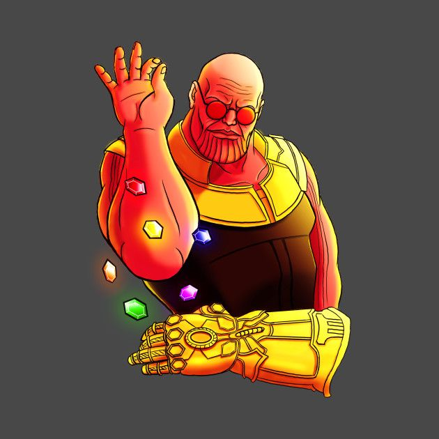 Check Out This Awesome Thanos Salt Bae Meme Design On Teepublic