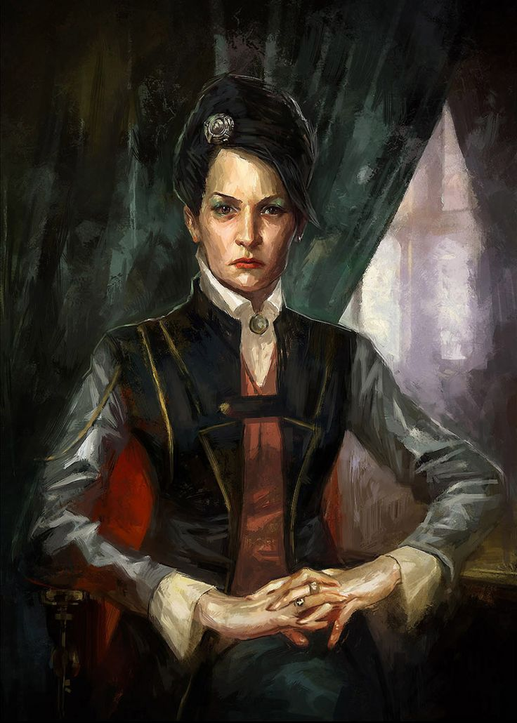 Dishonored - Vera Moray and the Affix of Her Skin - Young Granny Rags