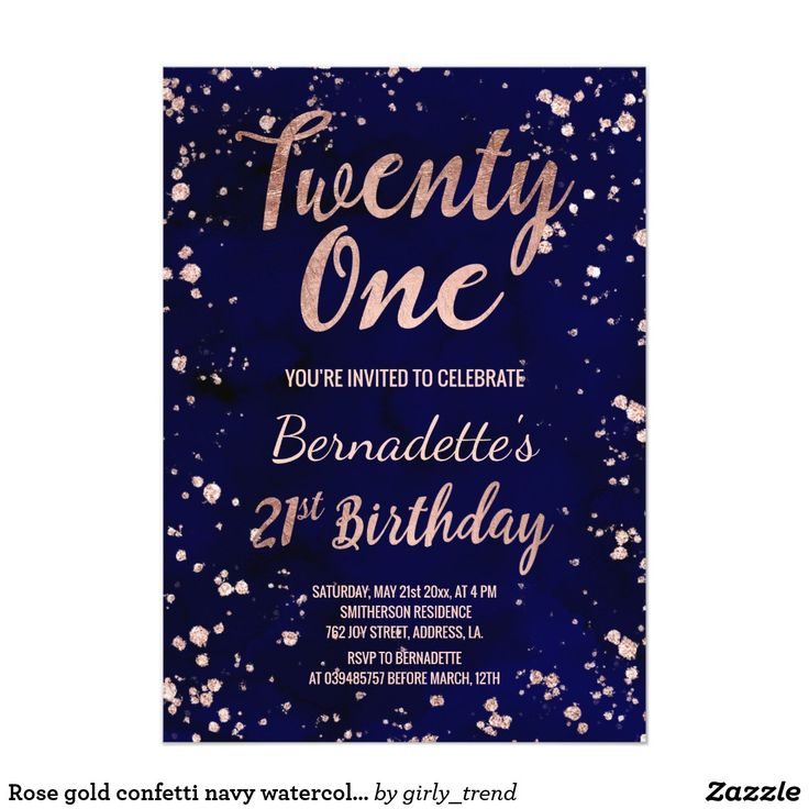 879 best Adult Birthday Invitations by age images on Pinterest