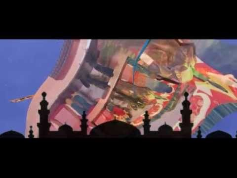 Aladdin 2014 Promo by Upstage Design for Act One Touring Pantomimes