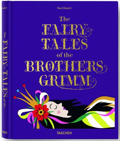 The Fairy Tales of the Brothers Grimm, released by Taschen, featuring several illustrations from Kay Nielsen, Gustaf Tenggren, Walter Crane & Arthur Rackham, Viktor Paul Mohn, Gustav Süs and Heinrich Leutemann.