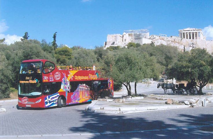 City Sightseeing Athens, Hop On - Hop Off Bus Tours
