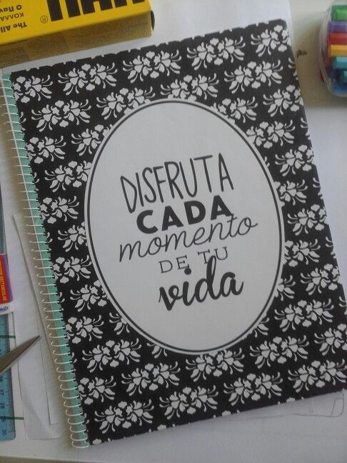 Decoración de Cuadernos #Paperpop                                                                                                                                                     Más