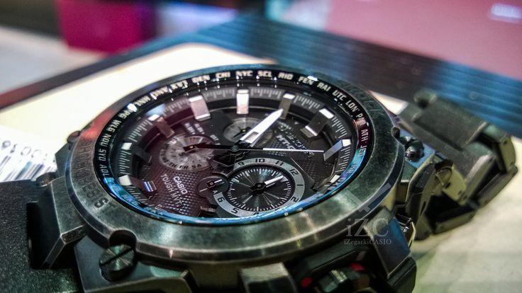 Zegarek G-SHOCK MTG-S1000V -1AER