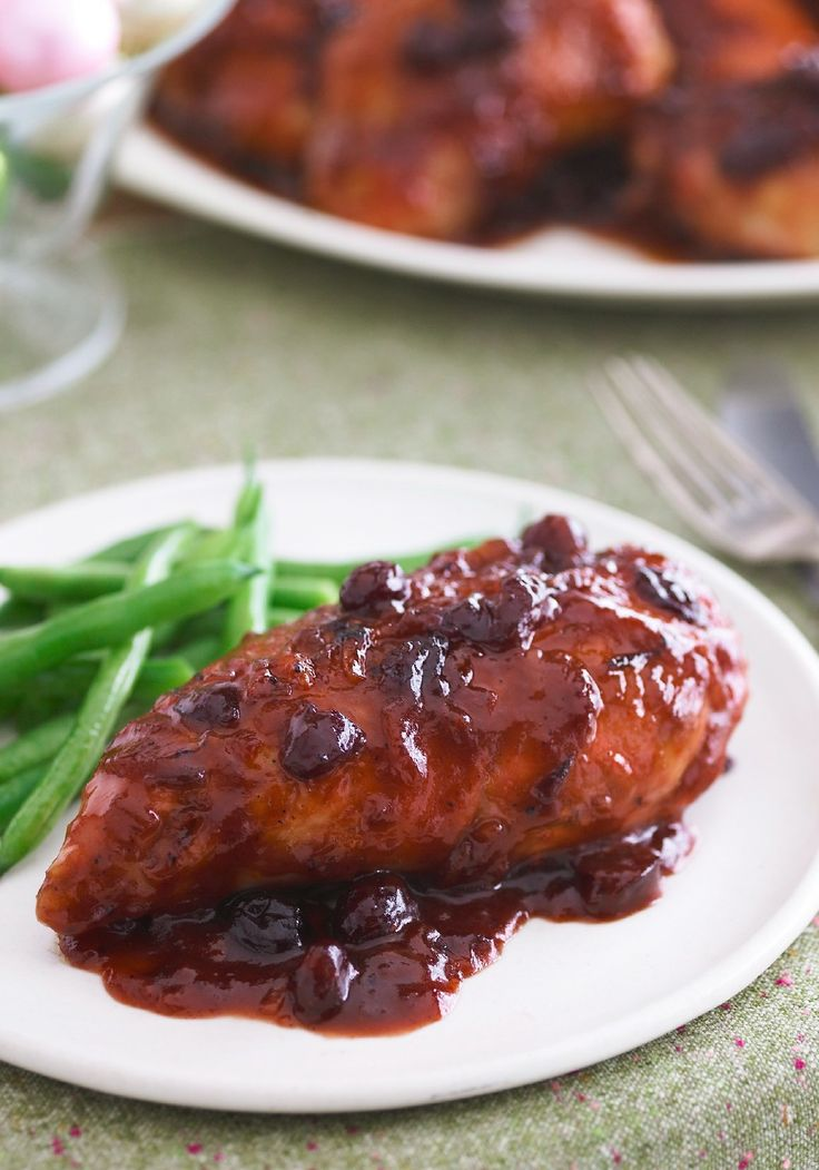 CATALINA-Cranberry Chicken – If you're feeling the blahs of chicken burnout, let our cranberry take on chicken recipes revive your faith in poultry. It's tart, tangy and perfect recipe.