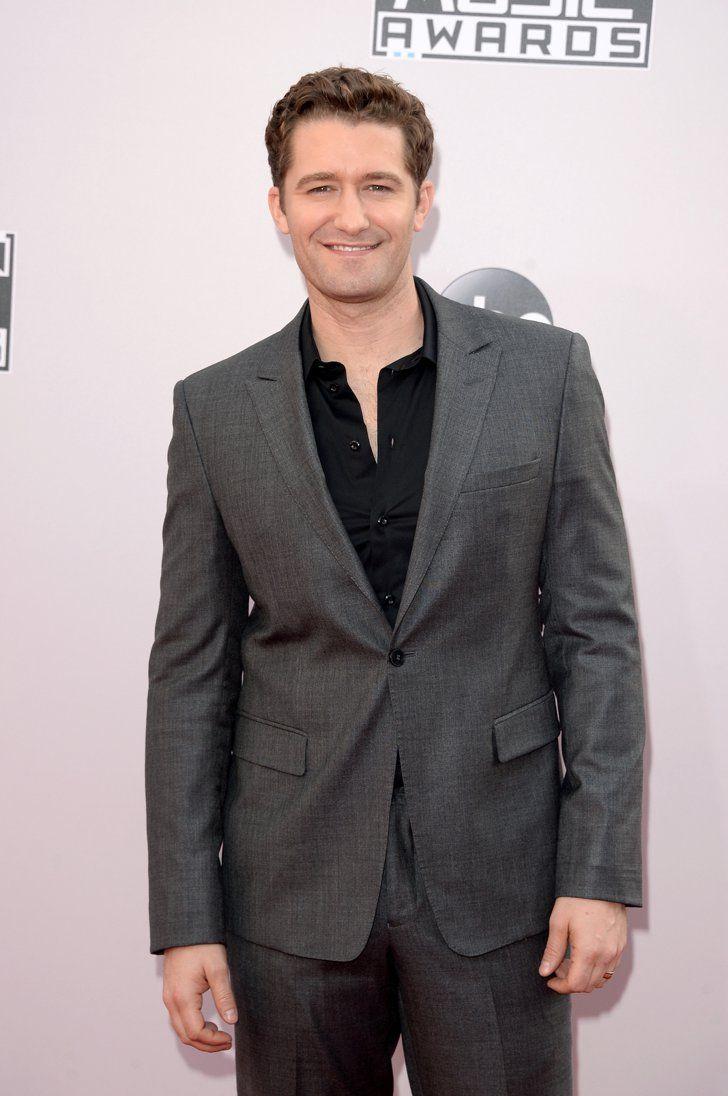Pin for Later: Les Plus Beaux Looks des American Music Awards, C'est Par Ici Matthew Morrison