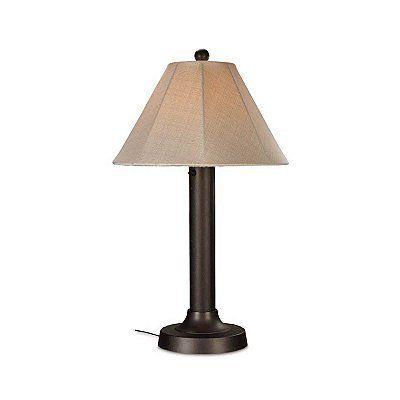 Patio Living Concepts 610 Seaside Outdoor Table Lamp