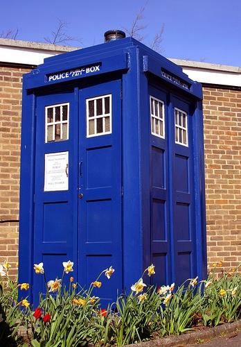 Police Box, TARDIS style