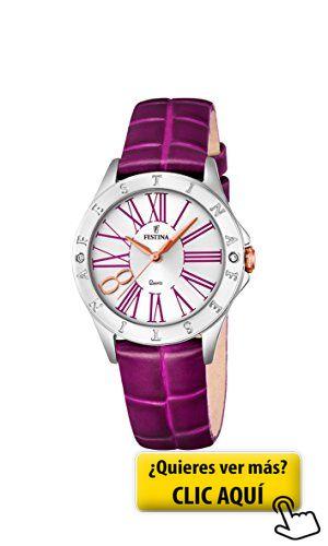 Festina F16929/2 - Reloj de pulsera analógico... #reloj #mujer