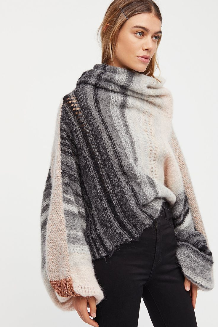 Shop our Cloud Kicker Sweater at Free People.com. Share style pics with FP Me, and read & post reviews. Free shipping worldwide - see site for details.