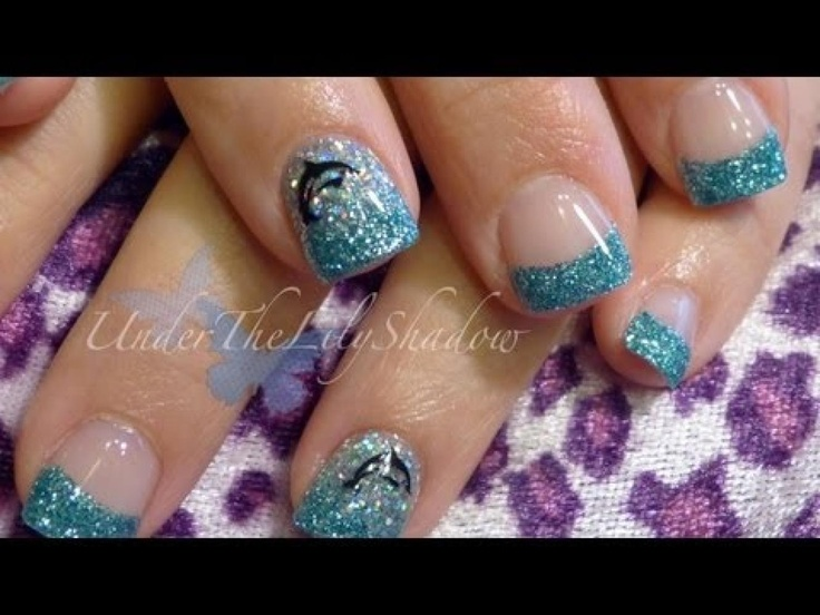 14 best Nails images on Pinterest | Dolphin nails, Nail scissors and ...